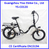 Bicicleta elétrica da bateria de lítio da dama 36V que dobra-se com Ce