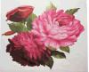 Etiquetas engomadas temporales impermeables del tatuaje del modelo de flor