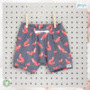 Saison estivale Kids Shorts Solft imprimer des illustrations d'usure Kids Shorts