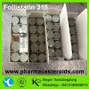 Pó liofilizado branco de Follistatin 315 dos Peptides do crescimento do músculo (FST315 1MG)