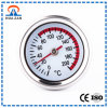 Medidor de termómetro Termómetro Medidor térmico Manómetro de presión térmica