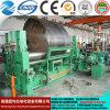 Машина завальцовки 3 плит нефтяного танкера Mclw11snc-8*8000 одноцелевая, гибочная машина плиты