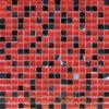 Vidrio del color de la mezcla y mosaico de la piedra (VMS8120, 300X300m m)
