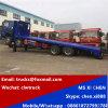 50tons油圧足50tonsの低いローダーの貨物トラック