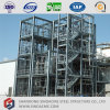 Sinoacme fabrizierte hohe Anstieg-Metallrahmen-Chemiefabrik vor