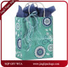 Esprit libre Shoppers personnalisé des sacs de papier recyclé avec ou sans logo d'impression