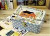 장식적인 케이크 주석, 건빵 상자, 금속 상자