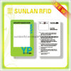Визитер/Staff/удостоверение личности Card с Thermal Rewrite Paper (SL3033)