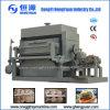 Línea de producción de la máquina de moldeo de la bandeja de huevos de papel