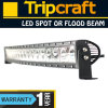 Hoge Lumen! 50inch 240W Curve LED Driving Light Bar voor Driving Work Boat Car