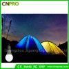 Laterne, die LED-kampierendes Zelt-Glühlampe für kampierende Fischen-Laterne-im Freienlichter hängt
