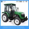 Электрическим тракторы фермы 4wheel фермы старта используемые земледелием большие тепловозные