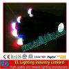 Serviços pretos do diodo emissor de luz Gloves/OEM da cor
