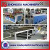 Chaîne de production à haute production de panneau de meubles de PVC WPC