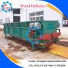 高容量およびレートの木製の皮機械