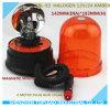 熱い! 最もよい価格の良質の磁気土台のランプを回す回転の合図の光のストロボの警報灯/Halogen