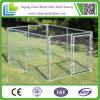 Venta caliente de la cadena exterior de la jaula grande del perro del hierro Enlace