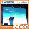 Super dünne Innenmiete, die LED-videobildschirm P4 bekanntmacht