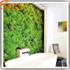 Kundenspezifische künstliche gefälschte synthetische Pflanzengrünes Gras-Plastikwand