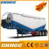 De poudre de camion-citerne camion-citerne en bloc de la colle de remorque semi à vendre