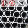 Il tubo d'acciaio nero di ERW rimuove il fascio saldato per lo spruzzatore