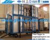 Insaccamento di riempimento del fertilizzante automatico e bascula
