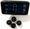Sistema di controllo di pressione di gomma dell'TPMS-Automobile