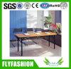 3개의 시트 사무실 훈련 테이블 접의자 (SF-06F)