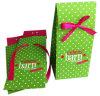 Alta qualità Attractive Gift Bag/Gift Bag con Bowknot