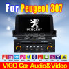 DVD-плеер GPS Sat Nav Radio TV автомобиля 7&acute&acute HD на Peugeot 307 (VPE7082)