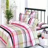 2010置かれる新しい到着の100%年の綿の寝具(1つの羽毛布団カバー、1つのシーツ、2つの枕カバー)