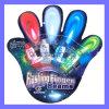 スマートな情報処理機能をもった夜党新型の薄い色LED指の懐中電燈のトーチ