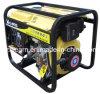 Jogo de gerador Diesel de refrigeração ar do frame aberto (DG4000E)