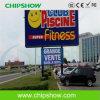 Рекламировать афиши полного цвета напольный СИД Chisphow P16