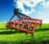 3-точечной сцепкой трактора сельскохозяйственной техники для продажи бороны
