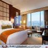 중국 나무로 되는 햇빛 호화스러운 침실 호텔 세트