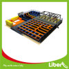 800 Sqm販売のための跳躍公園装置の商業トランポリン