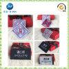 Тканый наклейки для одежды/ джинсы/ башмак (JPCL019)