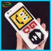 Het creatieve Geval van de Telefoon van de Bakstenen van Bouwstenen DIY voor iPhone