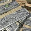 M711 черного и серого мрамора Culrutr зерна из светлого дерева камень для отделки на стене/Стены оболочка