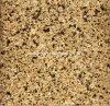 Laje dourada do granito da folha de Polised Arábia Saudita