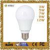 3W-12W PF>0.95 LED Lighting Lamp Bulb