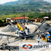 Zenit High Performance Limestone Crusher Line con Capacity 50-650tph