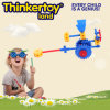 Dream Work Plane Building Plastic Educational Toy for Boy