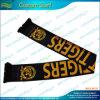 Изготовленный на заказ связанный Spandex шарф полиэфира (B-NF19F10011)