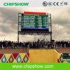 Chipshow haute luminosité pleine couleur AP10 de Plein air Sports affichage LED