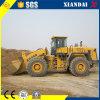 Venda quente Xd980 carregador da roda de 8.0 toneladas
