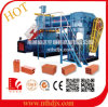 Briques d'argile de /Automatic de machine de brique de bâtiment fabriquant la machine