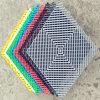 Переплетение гараж пол керамическая плитка / PP пластиковые плитками на полу