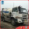 Vrachtwagen van de de pF6-diesel-Motor van Japan de 6*4-LHD-Steering Gebruikte Nissan Ud 6~8cbm/10~20ton Concrete Mixer